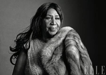 Nadie lo hizo mejor: reacciones de famosos a la muerte de Aretha Franklin