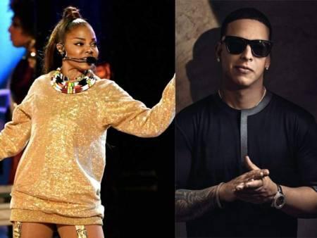 Janet Jackson y Daddy Yankee se unen en pegajosa canción