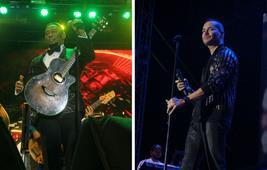 El Latin Music Tours  una descarga de ritmos tropicales