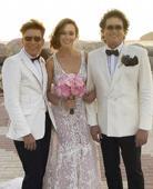 Carlos Vives y Claudia Elena se dan el sí por segunda vez