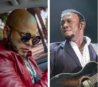 Ala Jaza y Anthony Santos: el otro show del Latin Music