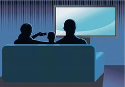 Internet en ventaja frente a TV