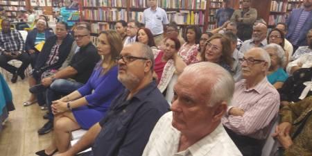 Realizan Semana del Libro Dominicano en Puerto Rico