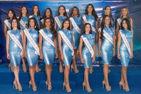 Veinte beldades y una corona: Las más bellas se enfrentan en Miss RD Universo 2018