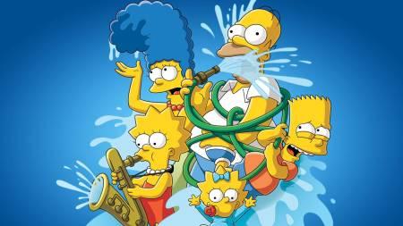 """""""Los Simpson"""" estrenan temporada número 25"""