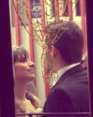 """Nashla Bogaert celebra el amor con """"el hombre que me roba todas las miradas"""""""