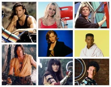 Así lucen actualmente diez de los actores más populares de los años 80 y 90