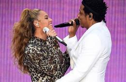 Un individuo invade el escenario de Beyoncé y Jay-Z sorpresivamente