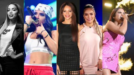 La industria de la música en español pide equidad con las voces femeninas