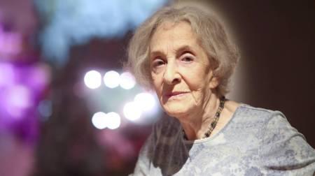 La poeta uruguaya Ida Vitale gana el Premio FIL de Literatura 2018