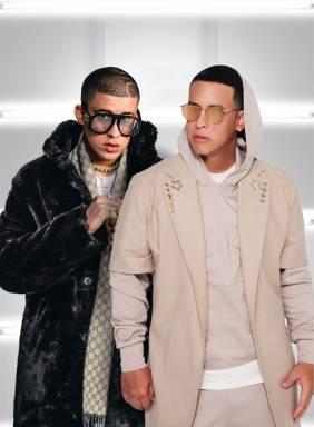 Daddy Yankee y Bad Bunny juntos en Altos de Chavón