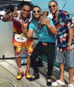 Video: Mozart La Para, El Alfa y Shelow Shaq se ponen ''Bien tropical''