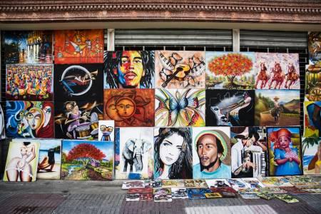 Arte al por mayor: Una tendencia que cada vez toma más popularidad en RD