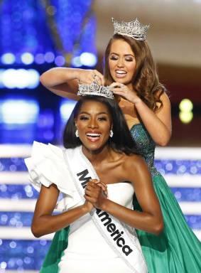 Miss América agradece no haber tenido que usar traje de baño