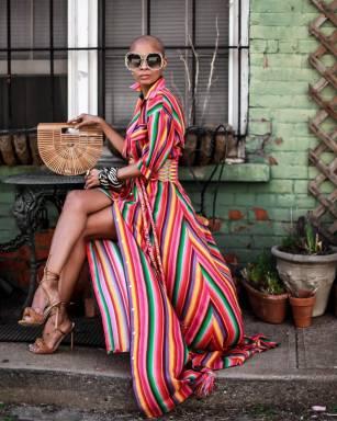 Fallece la bloguera de moda Kyrzayda Rodríguez