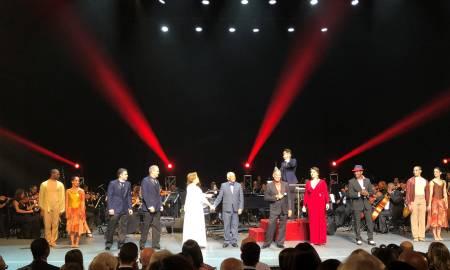 """Rafael Solano estrena obertura de """"Por Amor"""" en el concierto """"Romance Latino VIII"""""""