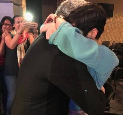 Yolanda Martínez anuncia que se casa con Mike Alfonseca