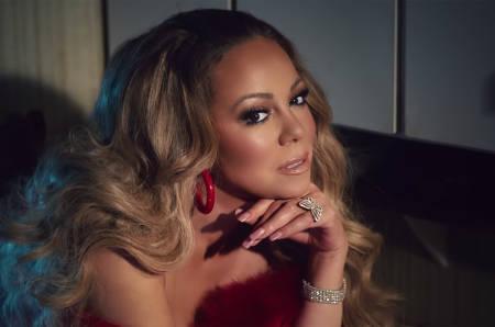 """VIDEO: Mariah Carey lanza anticipo del álbum que publicará """"este año"""""""