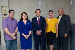Santiago dará facilidades para El Soberano