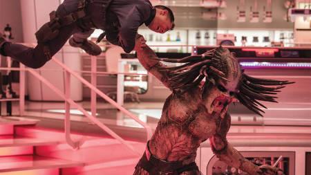 """""""The Predator"""" destruye la taquilla y debuta número 1"""
