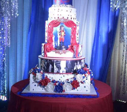 El cumpleaños de La Mayimba, Fefita la Grande, comienza por todo lo alto