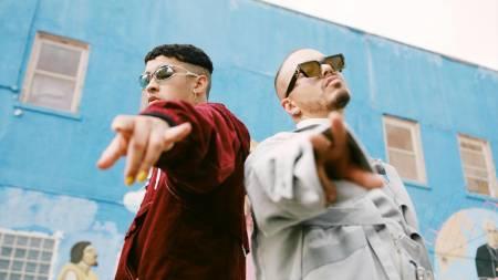 J.Balvin y Bad Bunny anuncian nuevo disco juntos
