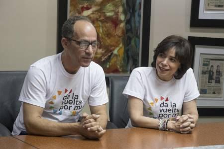 """Realizarán evento """"Da la vuelta por mí"""" para crear conciencia sobre la esclerosis múltiple"""
