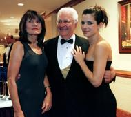 Muere el padre de la actriz Sandra Bullock