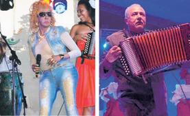 Típicos del Cibao a Santo Domingo