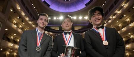 Gala presenta ganadores del concurso de Piano Van Cliburn