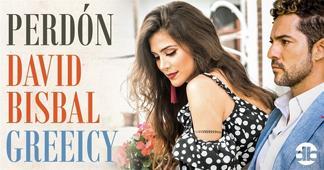 David Bisbal publica Perdón, una contagiosa rumba latina junto a la colombiana Greeicy