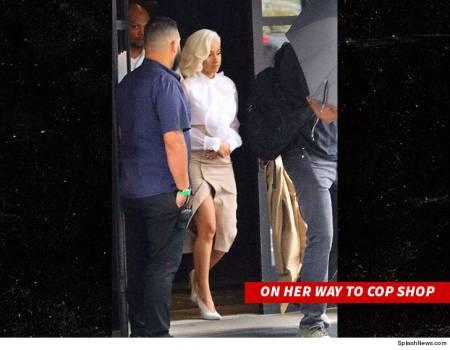 Cardi B acude a la policía por cargos de una pelea en club nocturno