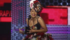 Triunfaron en los American Music Awards