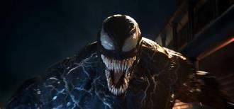 """""""Venom"""" floja, pero entretenida"""