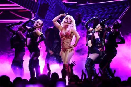 VIDEO: Se filtran segundos de la nueva canción de Britney Spears con Pitbull y Marc Anthony