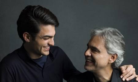 """Luego de 14 años Andrea Bocelli estrena su álbum """"Sí"""""""