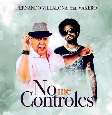 """VIDEO: """"No me controles"""" junta a Fernando Villalona y a Vakeró"""