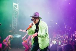 Daddy Yankee y Bad Bunny: una noche rítmica e intensa