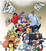 El cómic, la herramienta de los dibujantes para transformar la sociedad