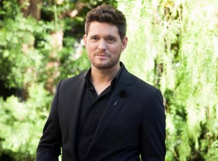 Michael Bublé vuelve a la música tras receso de 2 años