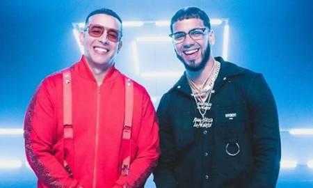 """""""Adictiva"""", lo nuevo de Daddy Yankee y Anuel AA"""