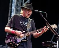 Neil Young y Miley Cyrus pierden sus casas por incendio