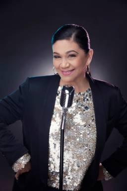 Maridalia Hernández lleva al Jaragua     sus emblemáticas canciones