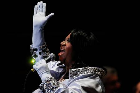 """Amazing Grace"" de Aretha Franklin finalmente llega al cine"