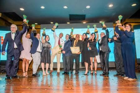 Diario Libre y 3 de sus periodistas ganadores del Premio Epifanio Lantigua