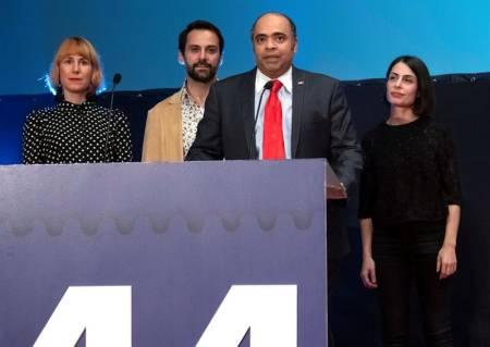 Omar de la Cruz vaticina liderazgo del cine latino