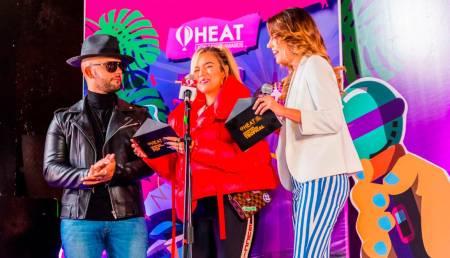 Dominicanos nominados en los Heat Latin Music Awards 2018