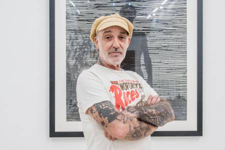 """Alberto García-Alix: """"La magia de la fotografía es el encuentro"""""""