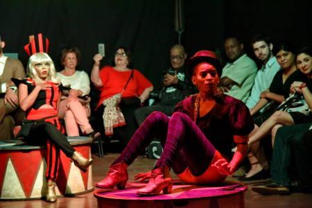 Obra teatral de Haffe Serulle cautiva al público
