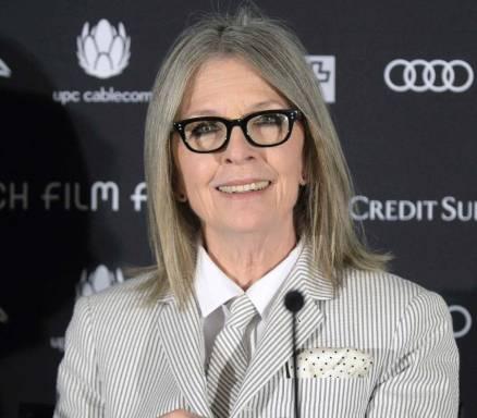 Actriz Diane Keaton recupera cartera que perdió hace 50 años